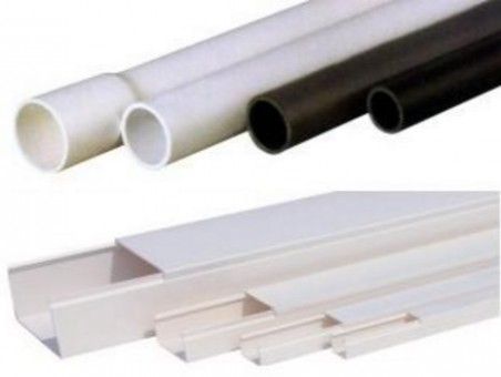 Upvc Air Con Trunking